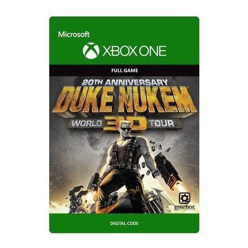 Duke Nukem 3D 20th Anniversary World Tour (Xbox One)