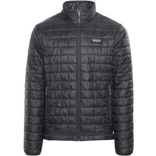 Patagonia nano puff kurtka mężczyźni czarny 44-46 2019 kurtki zimowe i kurtki parki
