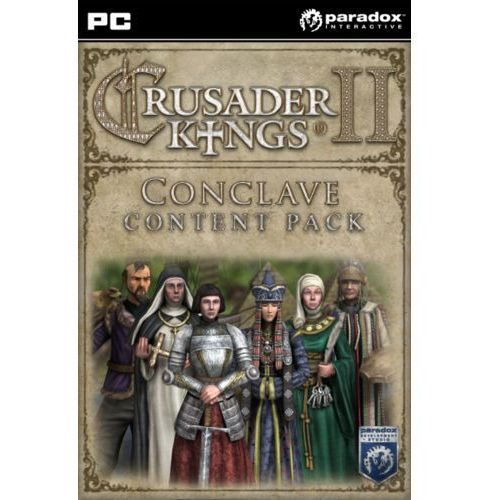 Crusader Kings 2 Conclave Content Pack (PC)