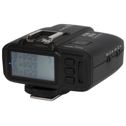 Zestaw wyzwalania Quadralite Navigator X Canon - przyjmujemy używany sprzęt w rozliczeniu   RATY 20 x 0%
