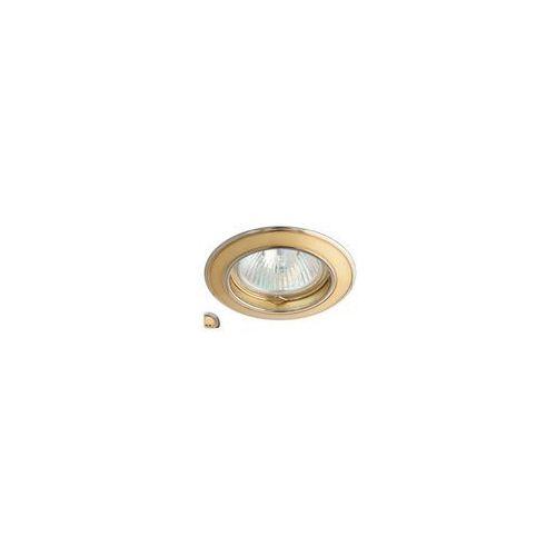 Oczko halogenowe DIO DT02B 1xMR16/50W matowy chrom - GXPL053 (8592660104904)