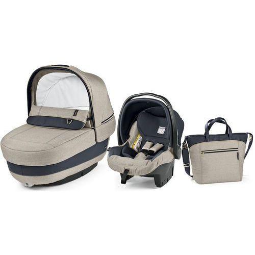 Peg-perego Peg-pérego zestaw set elite luxe beige (8005475372463)