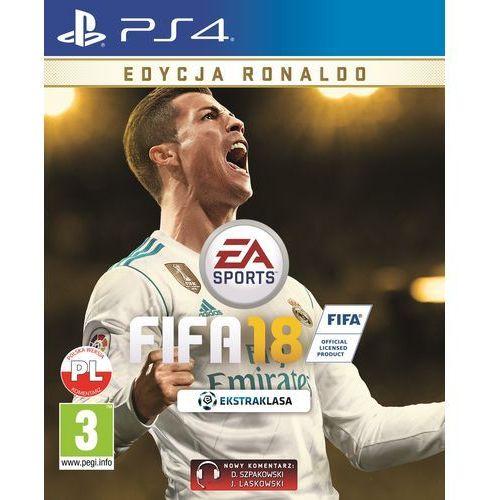 OKAZJA - Fifa 18 (PS4)