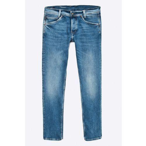 - jeansy spike marki Pepe jeans