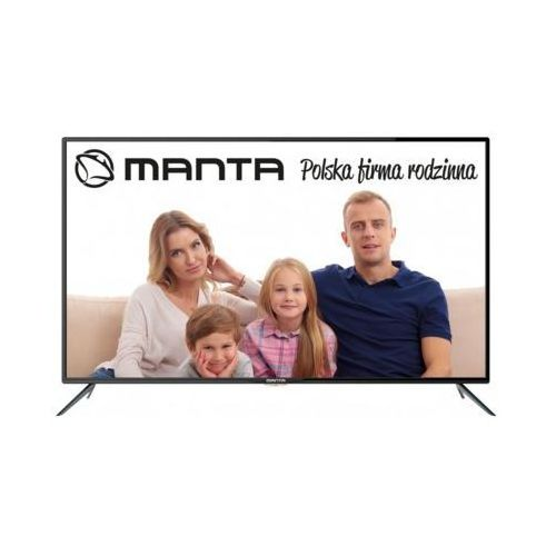 TV LED Manta 55LUA38M