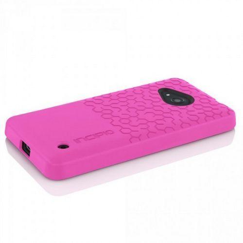 Incipio Tension Block Case do Microsoft Lumia 550 różowy, kolor różowy