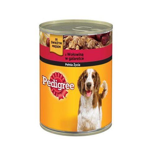 Pedigree  400g karma dla psa z wołowiną