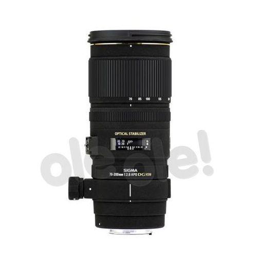 Sigma AF 70-200 APO EX DG OS HSM Nikon - produkt w magazynie - szybka wysyłka! - sprawdź w wybranym sklepie