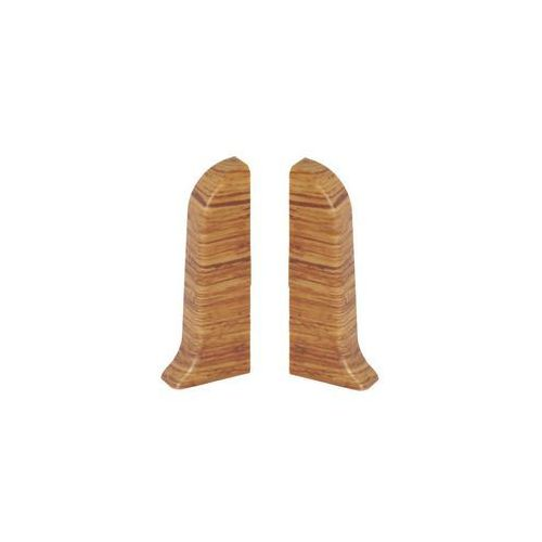 Ergo Narożnik zewnętrzny do listwy przypodłogowej 56 dąb podlaski 2 szt. (5902537596030)