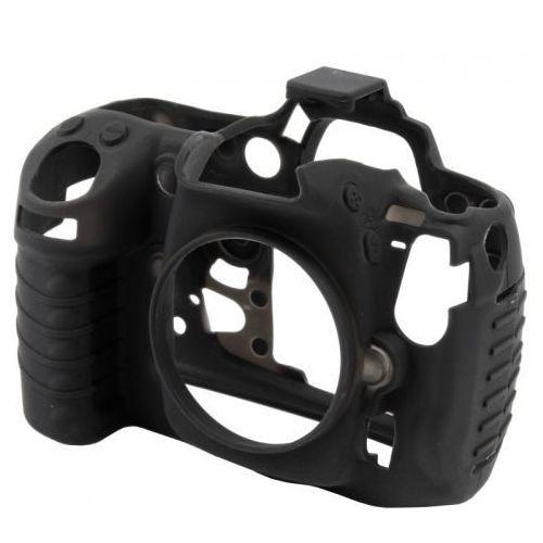 Easycover  osłona gumowa dla nikon d300s czarna, kategoria: futerały i torby fotograficzne