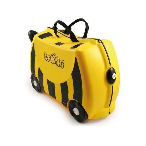 Jeżdżąca walizeczka TRUNKI Pszczółka Bernard + DARMOWY TRANSPORT!