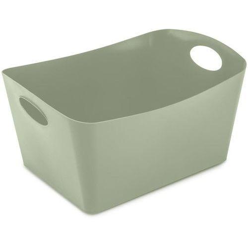 Koziol Miska łazienkowa boxxx, pojemnik, rozmiar l - kolor eucalyptus green, (4002942433485)