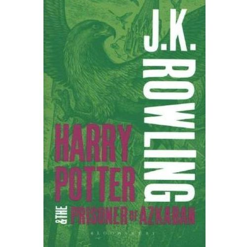 Harry Potter and the Prisoner of Azkaban, J.K. Rowling