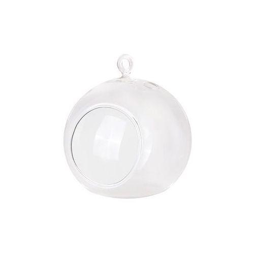 Party deco Kule szklane - świeczniki - 10 cm - 4 szt.