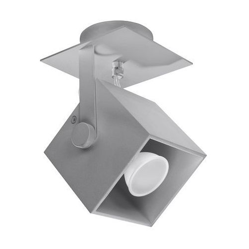 Sollux - Plafon Cedra 1 - szary (5902622428208)