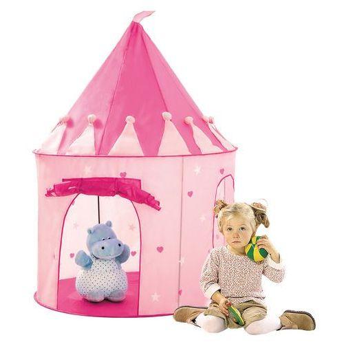 Bino namiot dziecięcy - zamek różowy (4019359828100)