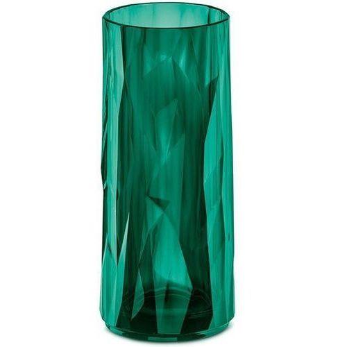 Szklanka do longdrinków Club M zieleń emerald