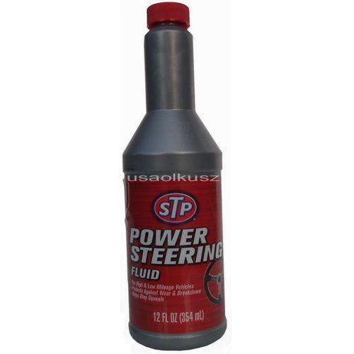 Olej płyn wspomagania układu kierowniczego STP 357mL z kategorii płyny wspomagania