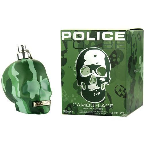 Police To Be Camouflage Men 125ml EdT