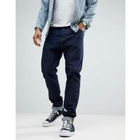 coast pant in regular tapered fit in blue - blue, Carhartt wip