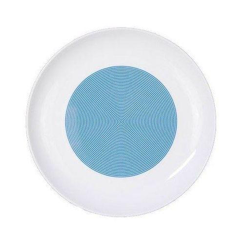 Talerz płaski 22 cm New Atelier Mix & Match niebieski (5903353469232)