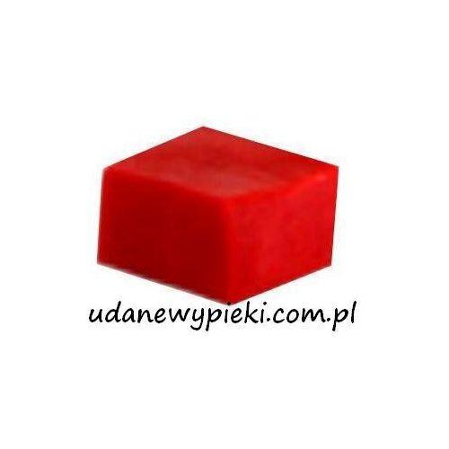 MASA CUKROWA LUKIER PLASTYCZNY - CZERWONA 1 kg