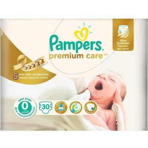 Pampers premium care pieluchy 0 30szt pieluszki. Najniższe ceny, najlepsze promocje w sklepach, opinie.