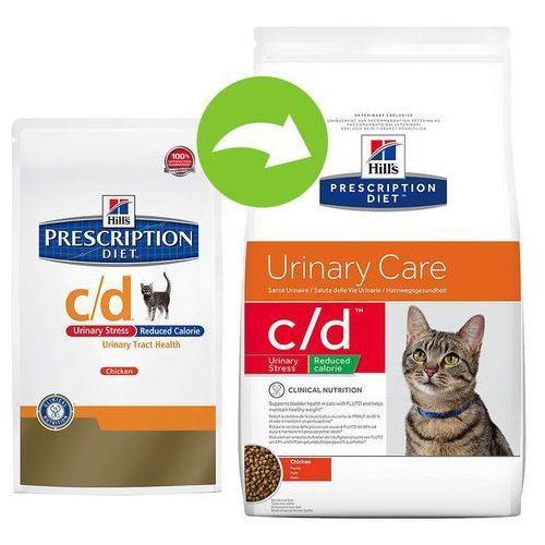 c/d urinary stress reduced calorie - 4 kg marki Hills prescription diet