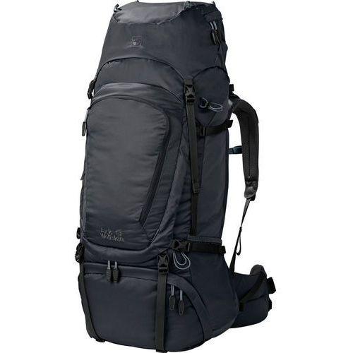 Jack Wolfskin Denali 75 Plecak Mężczyźni czarny 2019 Plecaki turystyczne (4055001741502)