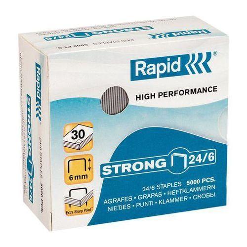 Zszywki Rapid Strong 24/6, 5M - 24859900