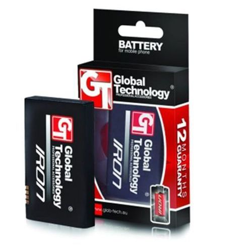Bateria  iron lgip-580a dla lg ku990, km900, kc910 (5901646879416) szybka dostawa! darmowy odbiór w 19 miastach! wyprodukowany przez Global technology