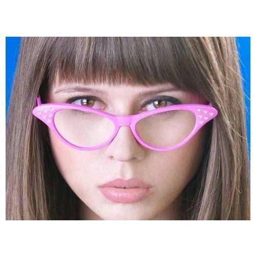 Ap Okulary pink cat - 1 szt.