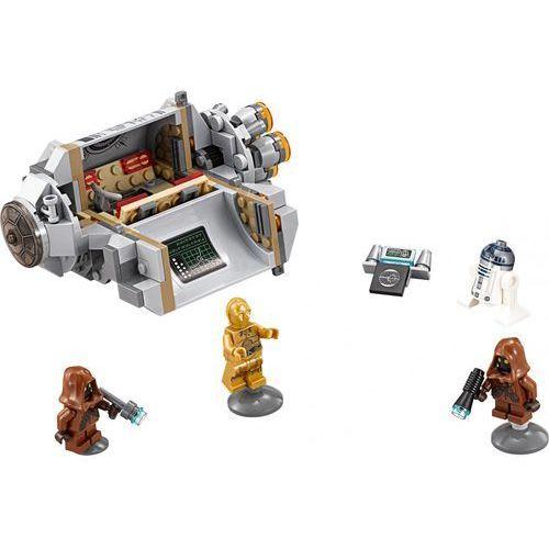 Star Wars JEDI INTERCEPTOR OBI-WAN (Obi-Wan's Jedi Interceptor) 75136 marki Lego - klocki dla dzieci