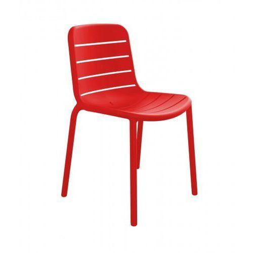 Resol Krzesło gina czerwone (8411344035016)