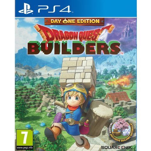 OKAZJA - Dragon Quest Builders (PS4)