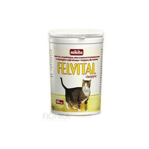 Mikita felvital + lecytyna preparat witaminowy z lecytyną dla kotów