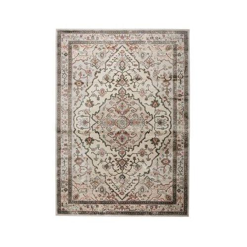 Zuiver dywan trijntje 170x240 różowy/oliwka 6000266