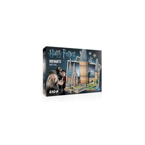 Puzzle 3d harry potter hogwarts great hall 850 el. marki Tactic
