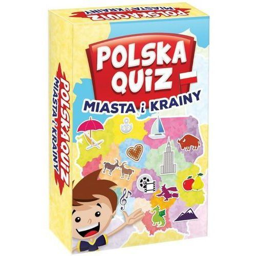 Kangur Polska quiz miasta i krainy (5902768471465)