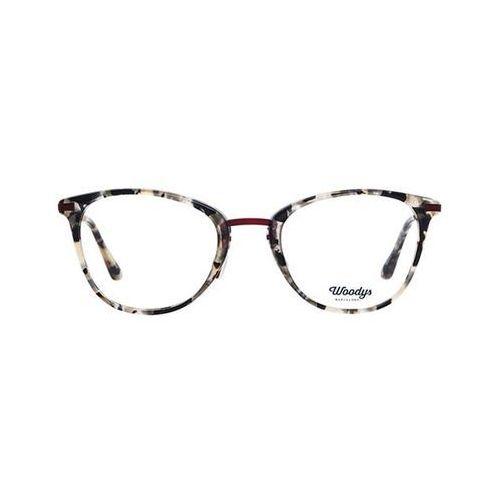 Woodys barcelona Okulary korekcyjne duck 01