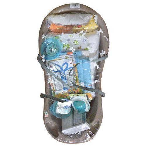 COSING Wyprawka dla niemowląt (13 elementów), szara (8595608804072)