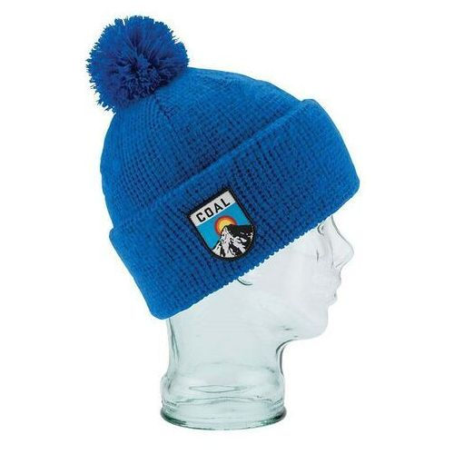 Czapka zimowa - the summit beanie royal blue (03) rozmiar: os marki Coal