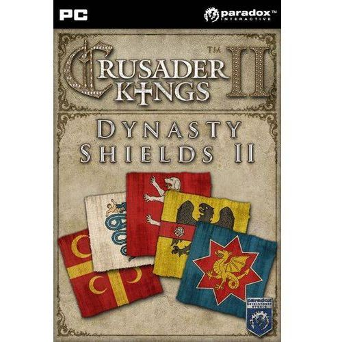 Crusader Kings 2 Dynasty Shield 2 (PC)
