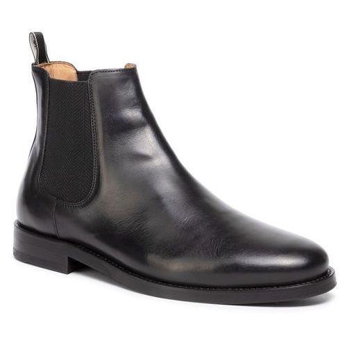 Sztyblety - max 19651891 black g00, Gant, 44-45