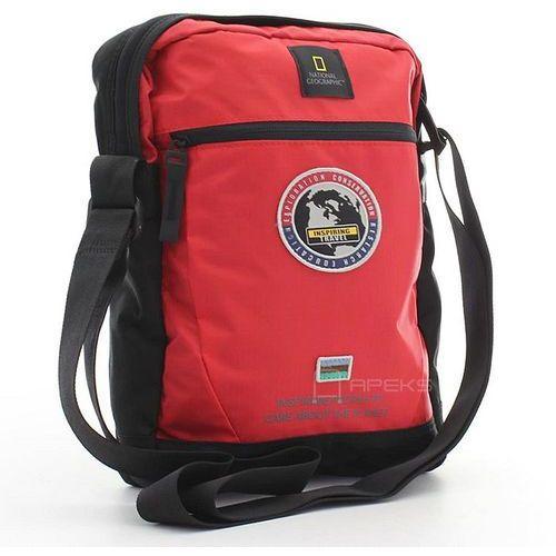 """National geographic explorer torba na tablet / laptop 13.3"""" / n01104.35 - czerwony (4006268611824)"""