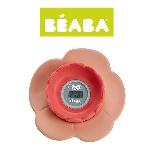 Beaba - Termometr do kąpieli Lotus nude/coral - sprawdź w wybranym sklepie