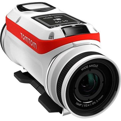 OKAZJA - Kamera sportowa bandit base pack 1lbo.001.00, ultra hd, full-hd, bryzgoszczelna, wstrząsoodporna, wifi marki Tomtom