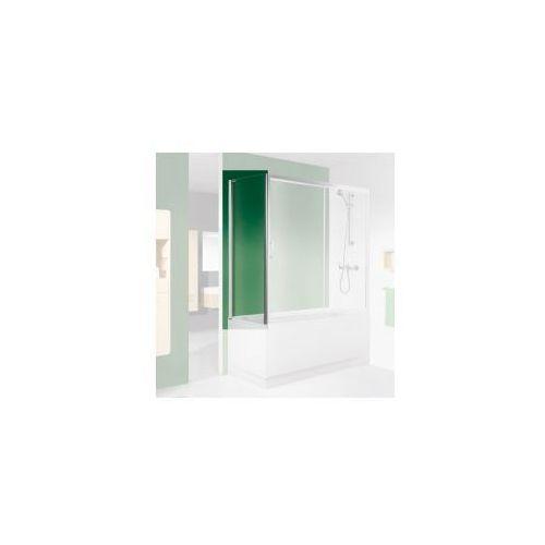 SANPLAST ścianka nawannowa TX5 70 do drzwi przesuwnych, szkło CR (parawan) SS0-W/TX5b-70 600-271-1660-38-371, 600-271-1660-38-371