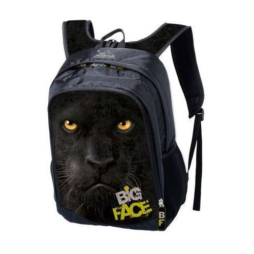 Plecak młodzieżowy The Mountain/Big Face Pantera - sprawdź w wybranym sklepie