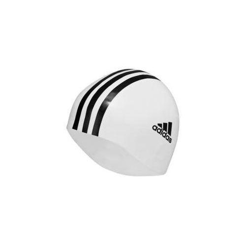 Czepek pływacki silikonowy biały senior marki Adidas